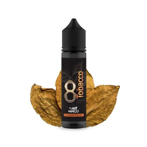Aroma Flavor Madness Legendary Blend  Tobacco 8  10 ml