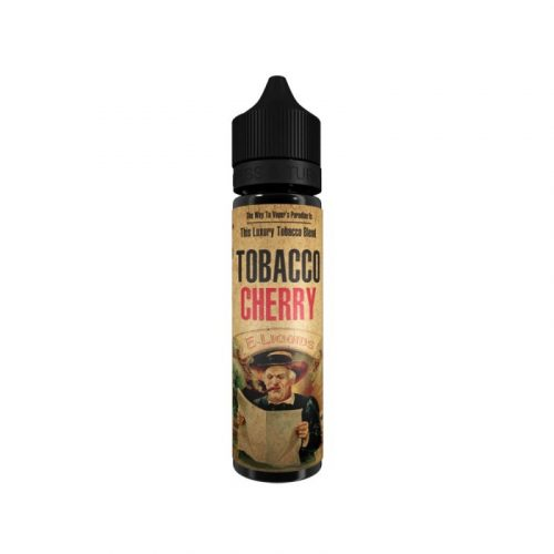 Lichid tigara electronica Vovan Tobacco Cherry  50ml - 0% nicotina