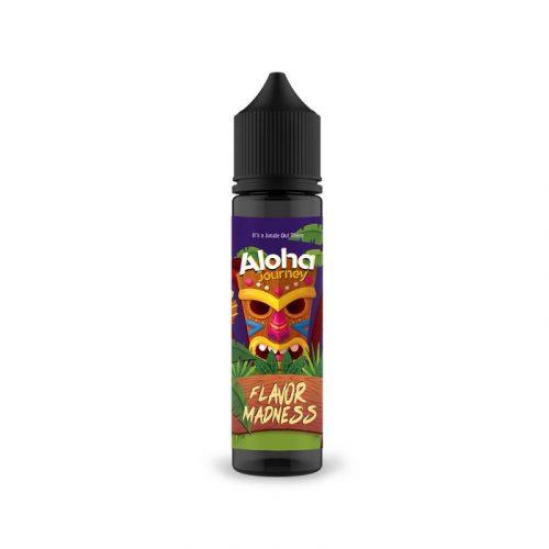 Lichid Flavor Madness  Aloha Journey 50 ml-0% nicotina