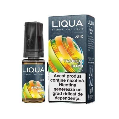 Lichid pentru tigara electronica  Liqua Mix 10 ml - Tropical Bomb