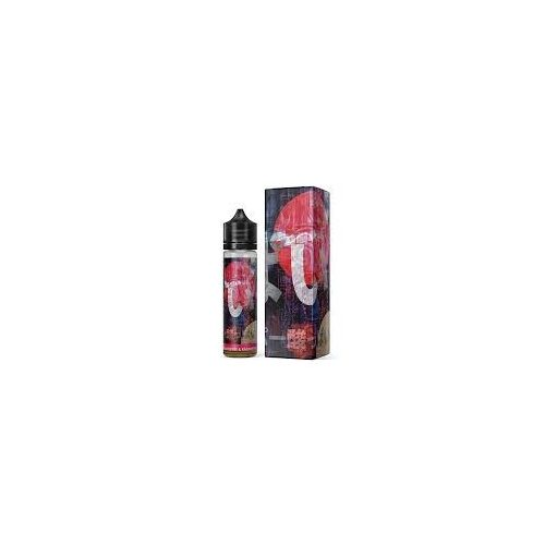Lichid tigara electronica Differ Super Suppai  Strawberry & Raspberry 50ml - 0% nicotina