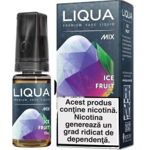 Lichid pentru tigara electronica  Liqua Mix 10 ml - Ice fruit