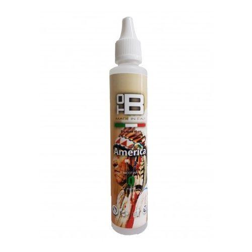 Lichid tob 80 ml 0 nicotina - America