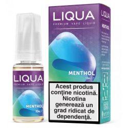 Lichid pentru tigara electronica Liqua Elements 10 ml - Menthol