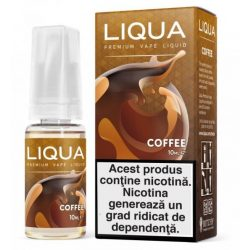 Lichid pentru tigara electronica Liqua Elements 10 ml - Coffee