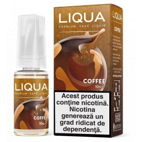 Lichid pentru tigara electronica Liqua Elements 10 ml - Coffee
