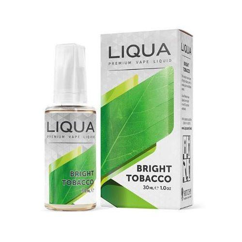 Lichid liqua 30 ml 0 nicotina - Bright tobacco
