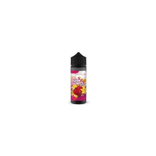 Lichid Flavor Madness  Strawberry duet 100 ml-0% nicotina
