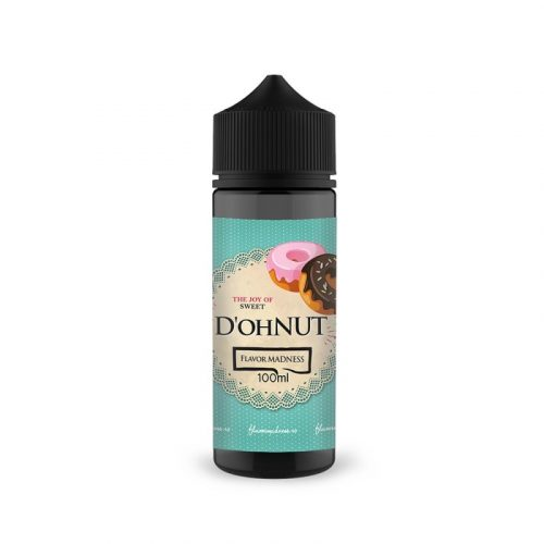 Lichid Flavor Madness - Dohnut 100 ml - 0% nicotina