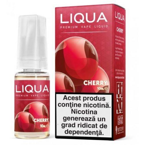 Lichid pentru tigara electronica Liqua Elements 10 ml - Cherry