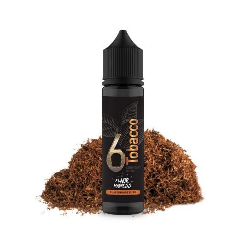 Aroma Flavor Madness Legendary Blend  Tobacco 6  10 ml