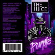 Lichid tigara electronica The Juice 40ml - Purple