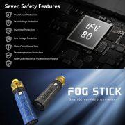 Kit Fog Stick Sigelei - Le Grey
