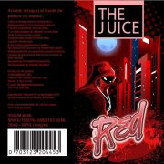 Lichid tigara electronica The Juice 40ml - Red