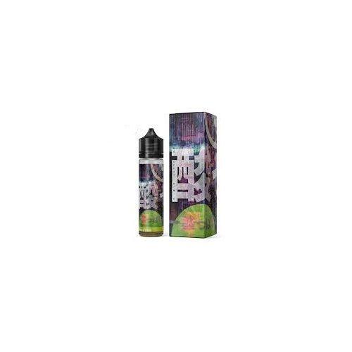 Lichid tigara electronica Differ Super Suppai  Kiwi & Lime 50ml - 0% nicotina