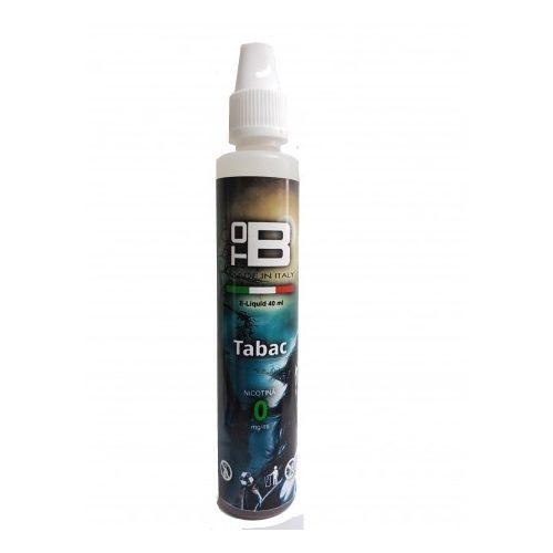 Lichid Tob 40 ml fara nicotina - Tabac