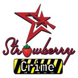 Aroma Guerrilla Strawberry Crime 10 ml