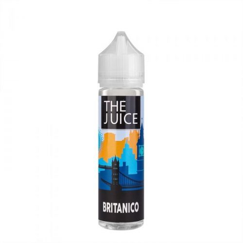 Lichid tigara electronica The Juice 40ml - Britanico