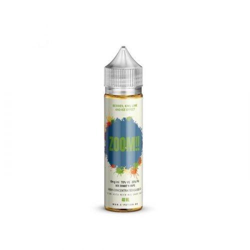 Lichid E-potion 40ml - ZOOM - 0%nicotina