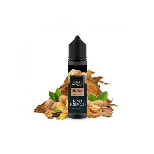 Lichid Flavor Madness 30 ml - Kind Tobacco - SE7EN - Signature by Bogdan Manea