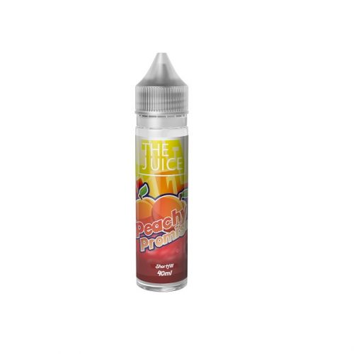 Lichid tigara electronica The Juice 40ml - Peachy Promise