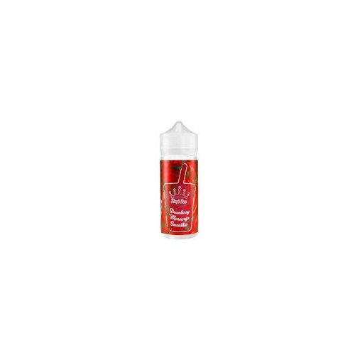 Lichid King's Dew 100 ml  - Strawberry Maracuja Smoothie