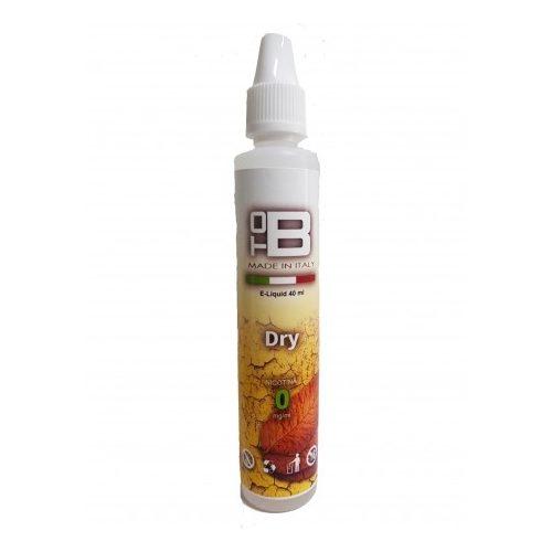 Lichid Tob 80 ml fara nicotina - Dry