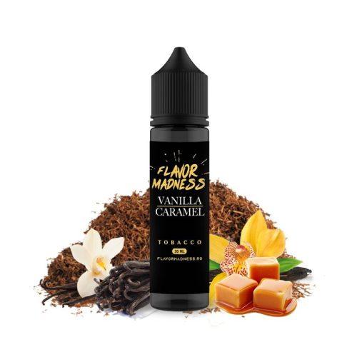 Lichid Flavor Madness Tobacco  Vanilla Caramel 30 ml