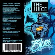 Lichid tigara electronica The Juice 40ml - Blue