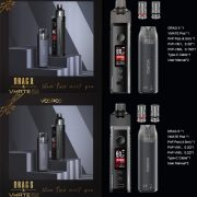 Pachet Drag S x Vmate - Limited Edition - Voopoo - Classics