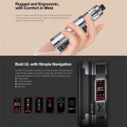 Kit tigara electronica Zelos 3 Aspire Gunmetal