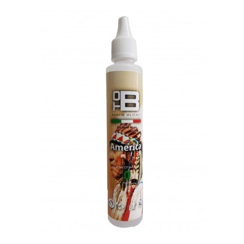 Lichid tob 40 ml fara nicotina -America