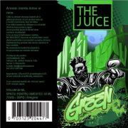 Lichid tigara electronica The Juice 40ml - Green