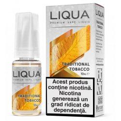 Lichid pentru tigara electronica  Liqua Elements 10 ml - Traditional tobacco