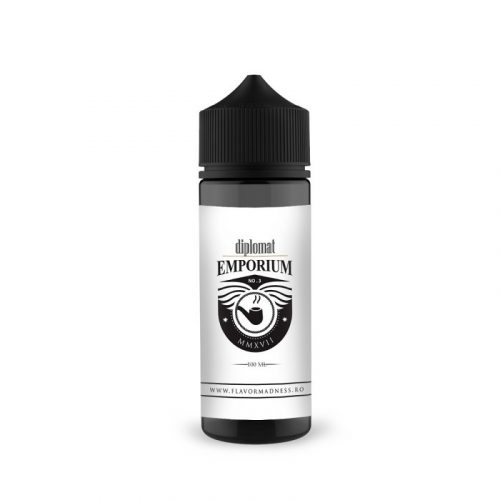 Lichid Flavor Madness - Emporium Diplomat 100 ml - 0% nicotina
