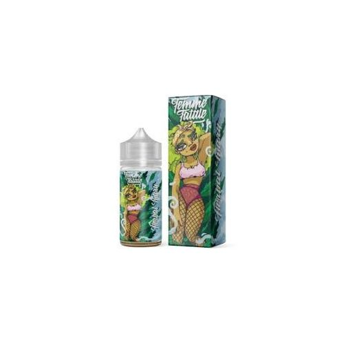 Lichid tigara electronica Differ Femme Fatale Herbal Mary 80ml - 0% nicotina