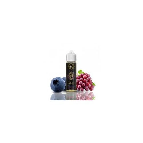 Lichid King's Dew 40 ml - Blueberry Grapes