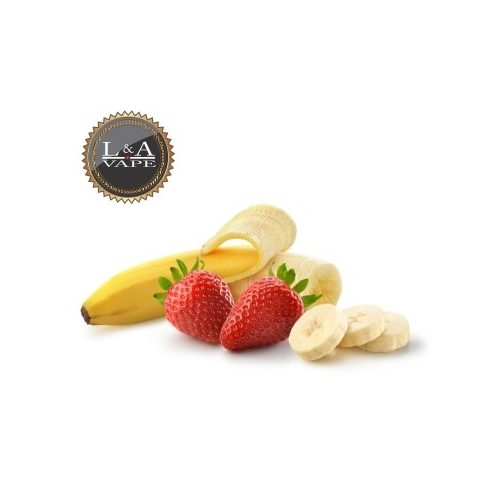 Aroma L&A Strawberry Banana 10 ml