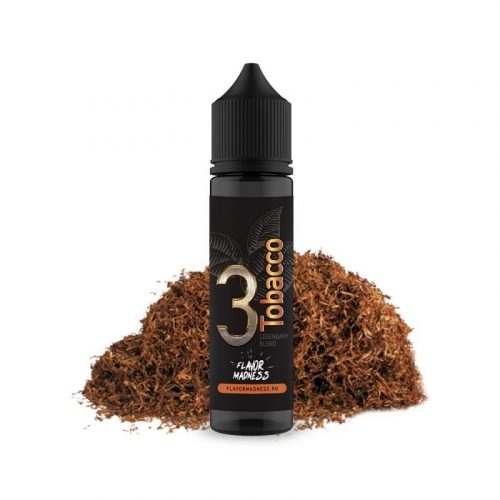 Aroma Flavor Madness Legendary Blend  Tobacco 3  10 ml